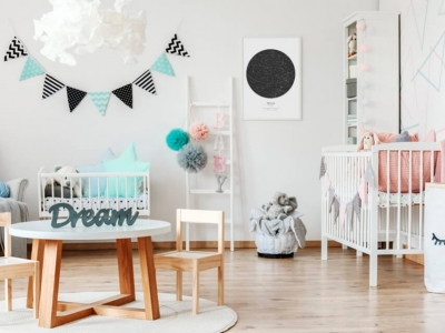How to choose the best decor for your baby's room
